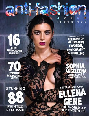 Anti-Fashion Magazine: Issue 002