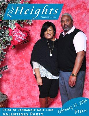 Volume 7 Issue 1 POPGC Valentines