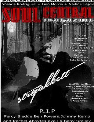 Soul Central Magazine April Edition 2015