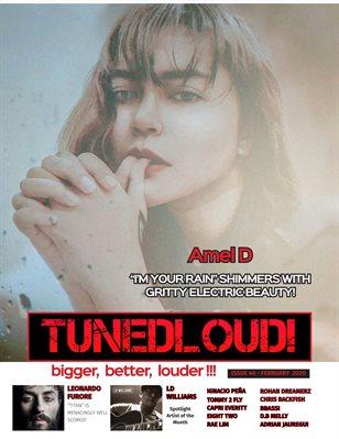 TunedLoud Magazine February 2020