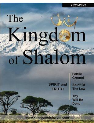 Kingdom of Shalom Magazine 2021-2022