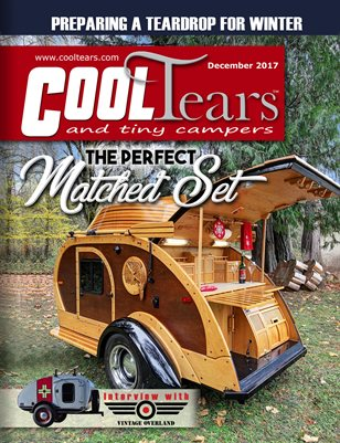 Cool Tears Magazine December 2017