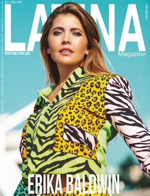 LATINA Magazine - December/2019 - Issue #54