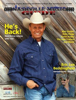 Nashville Music Guide March 2012 V. 17 Iss. 170
