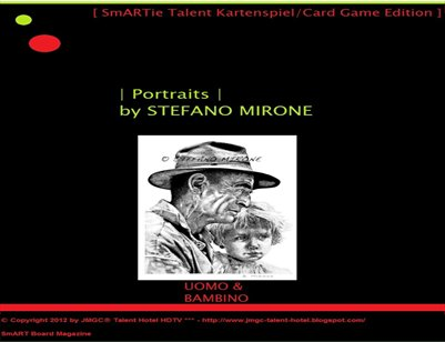 [ SmART Board Show ] [ Conférencier ]: [ Talent Trail ] | Stefano Mirone, Milan |