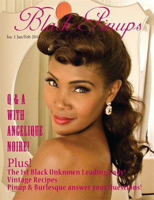 Black Pinups Issue 1