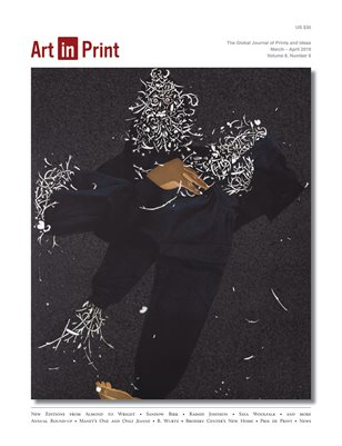 Art in Print, Volume 8/Issue 6