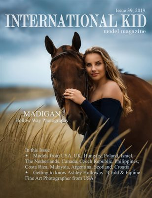 International Kid Model Magazine Issue #39