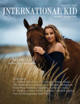 International Kid Model Magazine Issue #39