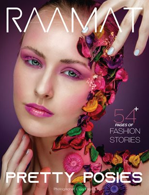 RAAMAT Magazine March 2021 FLOWERS Special Edition Issue 2