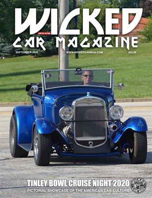 WICKED CAR MAGAZINE - MODEL A