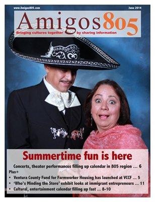 Amigos805 June 2014