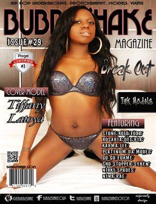 Bubble Shake Magazine issue 29 (Break Out)