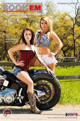Bailey J. and Cheyenne Taylor Poster 1