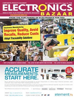 Electronics Bazaar, Augest 2013