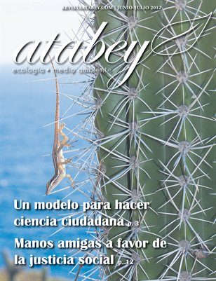 Revista Atabey junio julio 2012