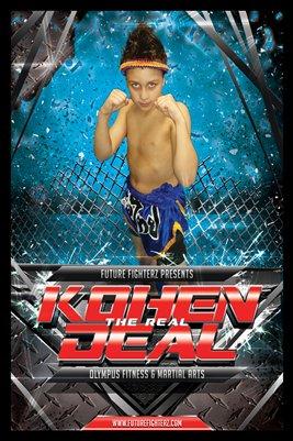 Kohen Deal Poster