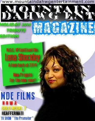 Mountain Dahwg Entertainment Magazine