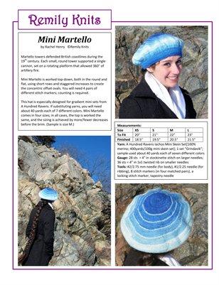 Mini Martello