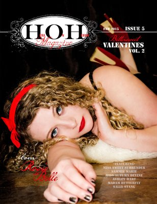 HOH Magazine Issue#5 Bittersweet Valentines Vol.2