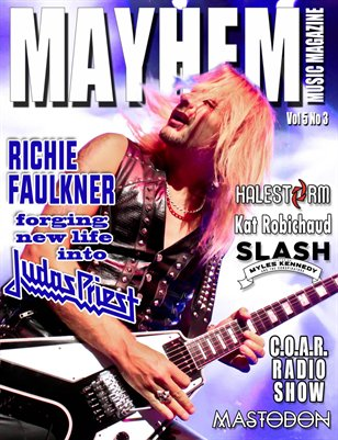 Mayhem Music Magazine Vol. 5 No. 3