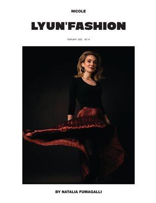 LYUN ISSUE No.14 (VOL No.8) C3