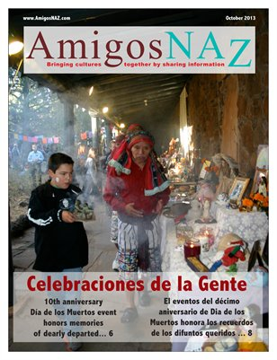 AmigosNAZ October 2013