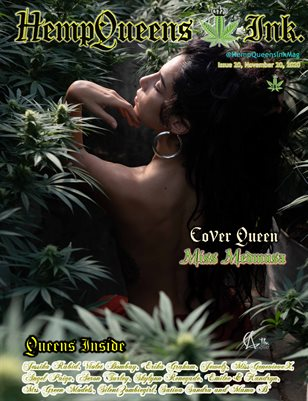HempQueens Ink. Magazine ~ Issue 20 ~ Miss Medmusa