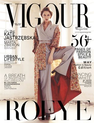 Fashion & Beauty | May Issue 8
