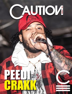 Caution Magazine Issue 12