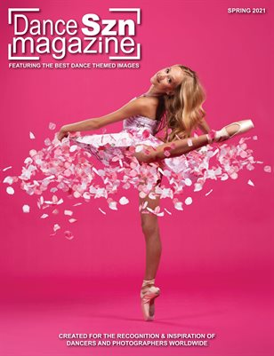 Spring 2021 Dance Szn Magazine