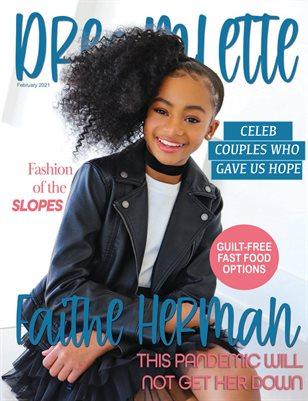 Dreamlette - Issue 21 - February 2021
