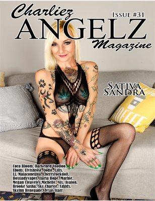 Charliez Angelz Issue #31 - Sativa Sandra