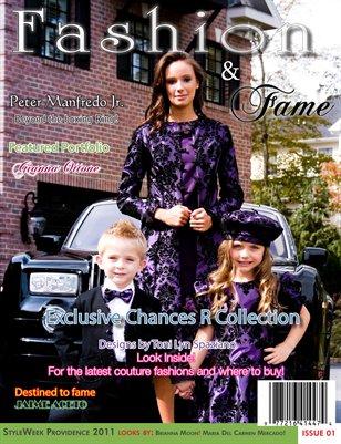 Fashion & Fame Magazine Issue#1
