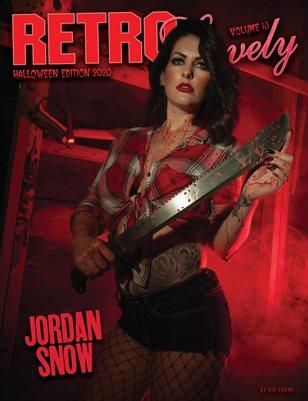 Halloween 2020 - VOL 13 – Jordan Snow Cover