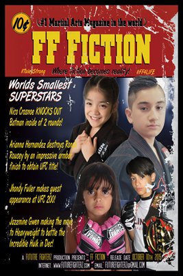 FF Fiction Limited Edition - Poster