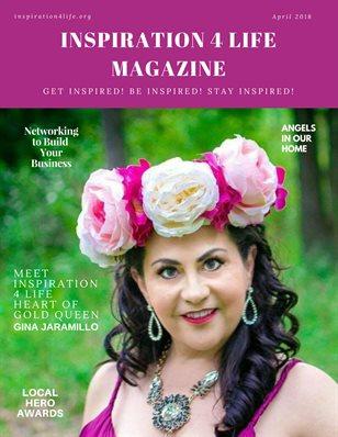 April Inspiration 4 Life Magazine