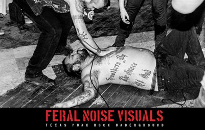 FERAL NOISE VISUALS - Expanded Version