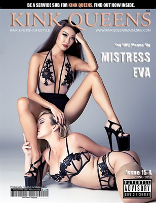 KINK QUEENS MAGAZINE | ISSUE 15-A | SPRING 2018