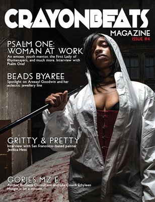 CrayonBeats Magazine: Issue 04