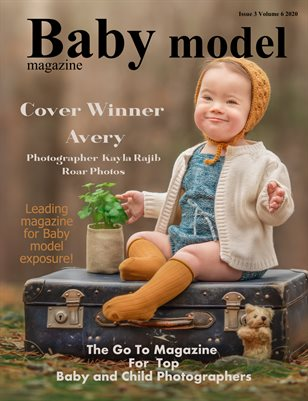 Baby Model magazine Issue 3 Volume 6 2020