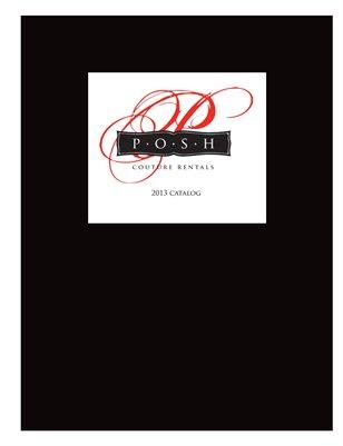 POSH 2013 Catalog
