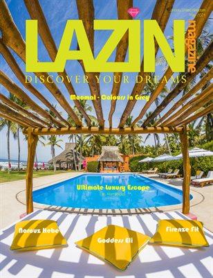 Lazin Magazine Escape May 2021
