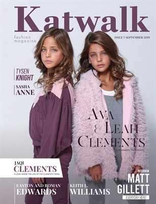 Katwalk Fashion Magazine Issue 7 September 2019