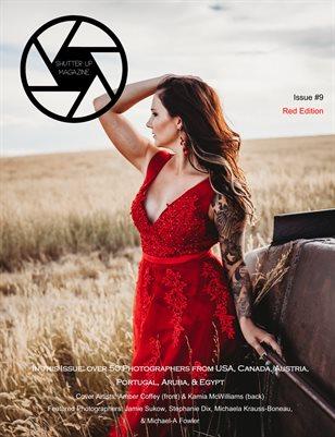 Shutter Up Magazine Issue #9