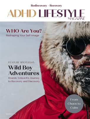 ADHD Lifestyle Magazine 2021 Issue One