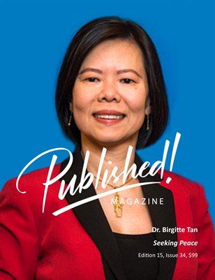 PUBLISHED! #15 Excerpt featuring Dr. Birgitte Tan!
