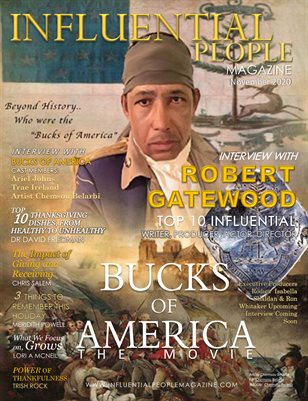 Influential People Magazine Bucks of America
