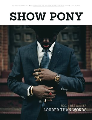Show Pony Magazine – ISSUE 5