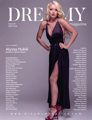 DREAMY Magazine | Issue 18